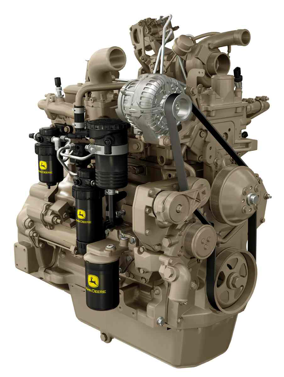 John Deere Egr Valve : John deere power systems shows entire interim tier stage