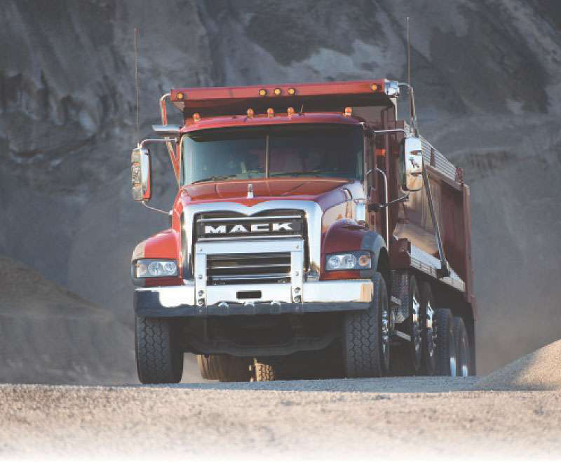 The owning and operating costs of dump trucks