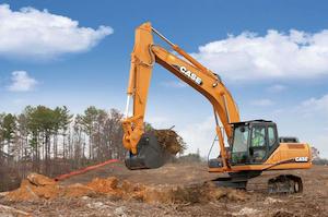 Case Construction Equipment CX250C-1204 C Series
