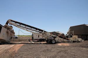 Superior Industries RazerTail Truck Unloader