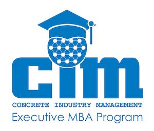 Concrete Industry Management MBA logo