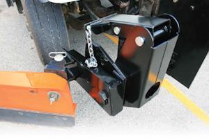 Henderson SmartLink rotational wing plow