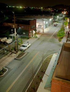 e City of Asheville, N.C., has initiated the state's first large-scale deployment of LED street lights. There are 3,643 LEDway street lights from Durham-based manufacturer Cree Inc. being installed, with projected savings of $260,000 annually.