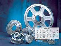 Martin Sprocket desktop calendar