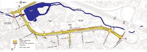 Park Avenue schematic