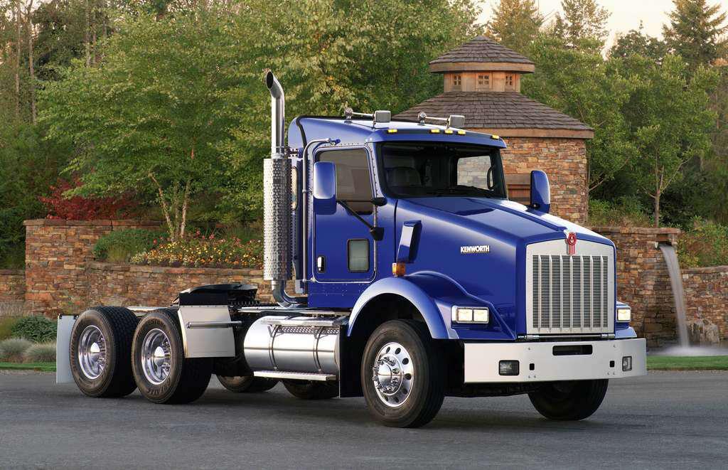 Kenworth Truck: Collision Mitigation Technology for Class 8 trucks
