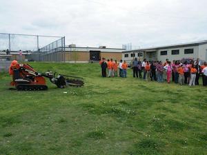 SK650 with Students KIPP Tulsa
