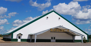 Legacy Fabric Plant exterior