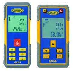 Trimble Spectra Precision QM55 and QM95 Quick Measure