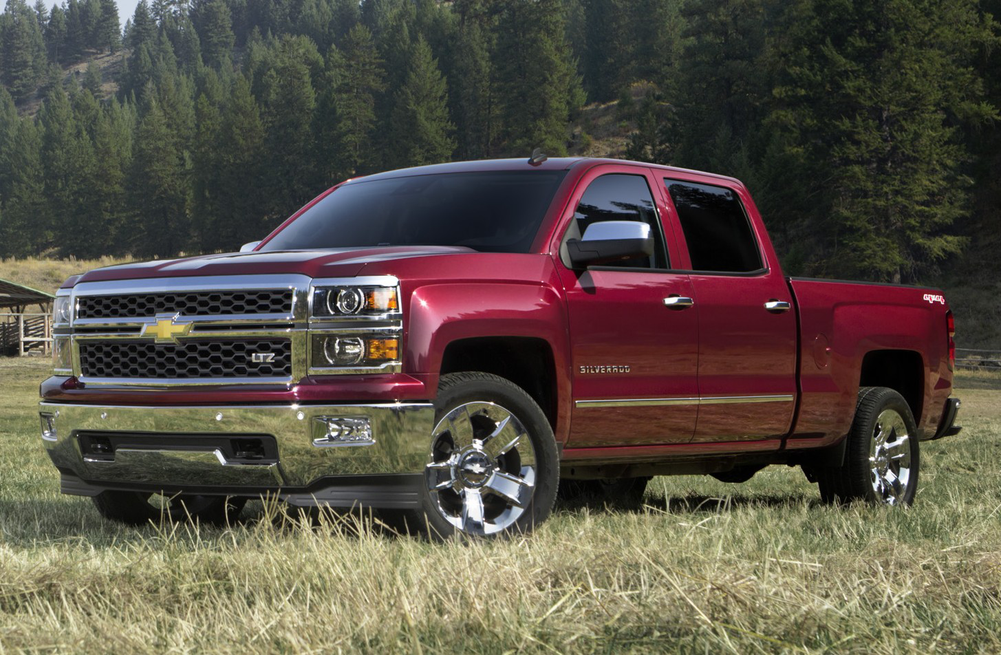 GM makes 8-speed automatic transmission standard on 2015