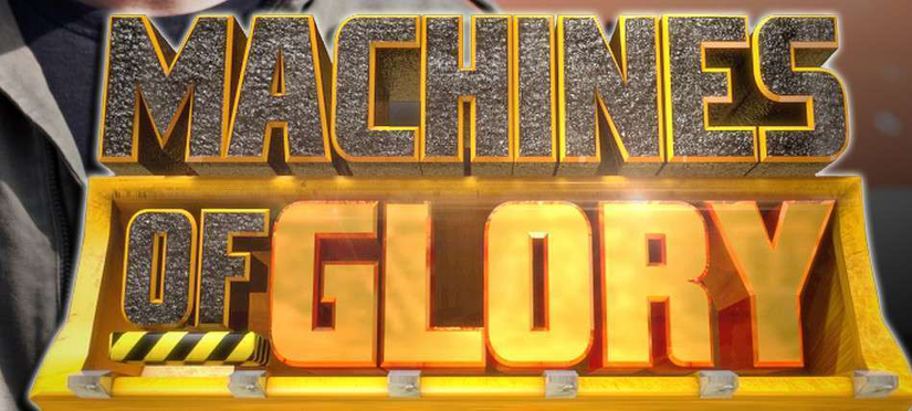 Machines of Glory host Johnny Littlefield