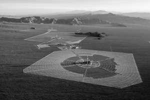 Jamey Stillings solar plant