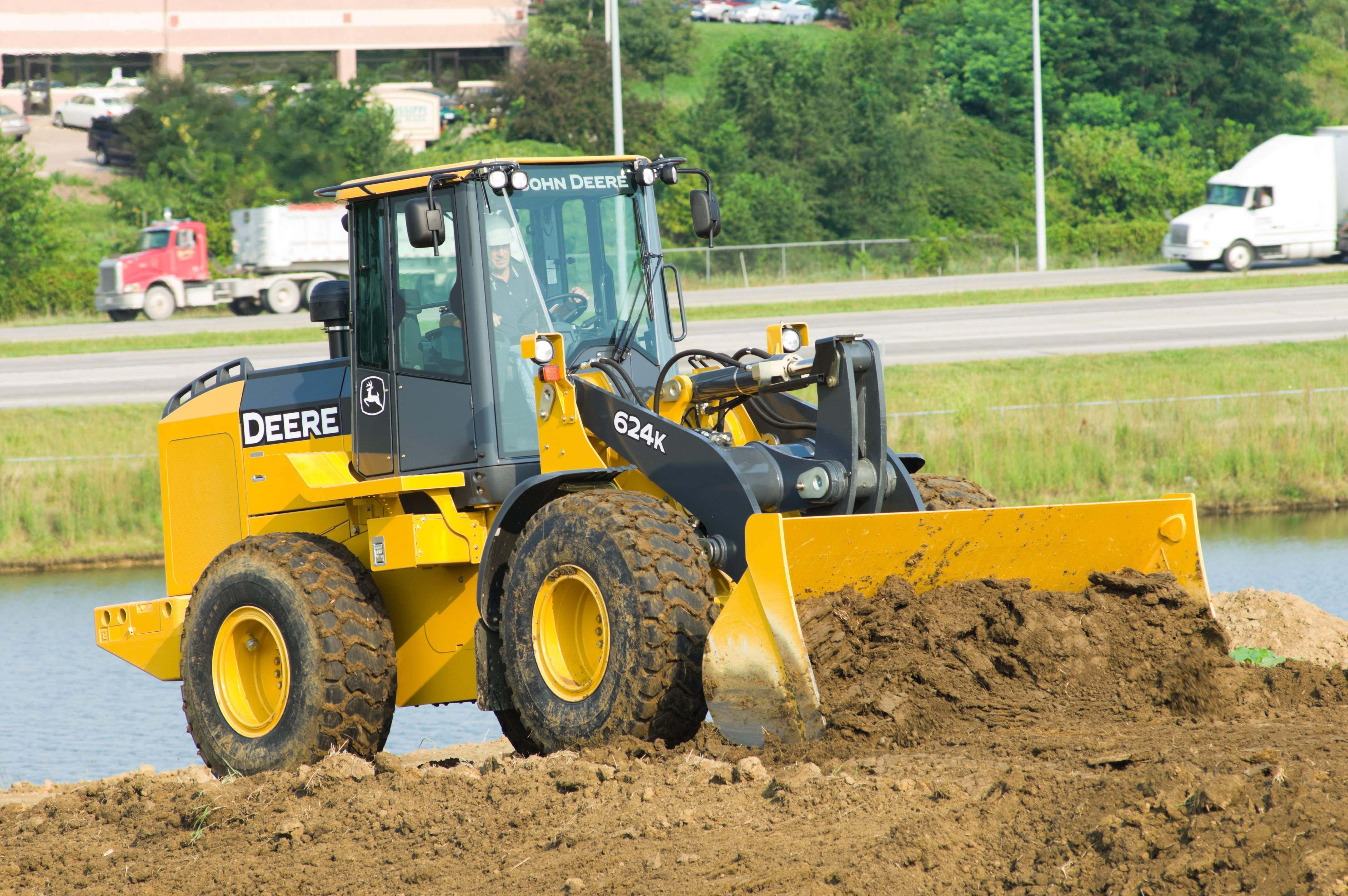 Get More From 3 To 4 Cubic Yard Wheel Loaders By
