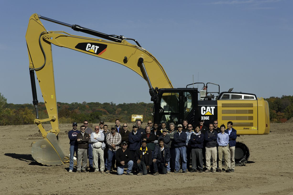 Cat, Volvo, JCB are Equipment World's 2013 Innovations winners