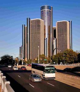 Detroit road