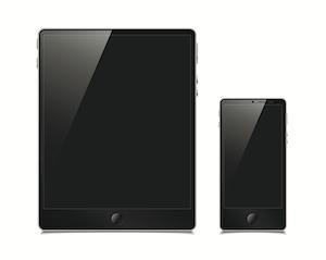 tablet smartphone