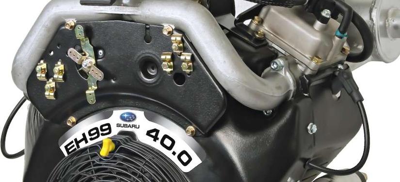 40-horsepower Subaru EH99