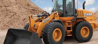 Case 521F wheel loader