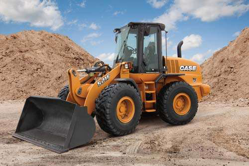 Case 521f wheel loader boosts fuel efficiency 12 percent for Avis e case construction