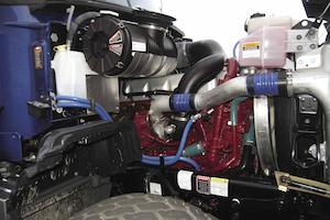 Mack MP8 13-liter diesel