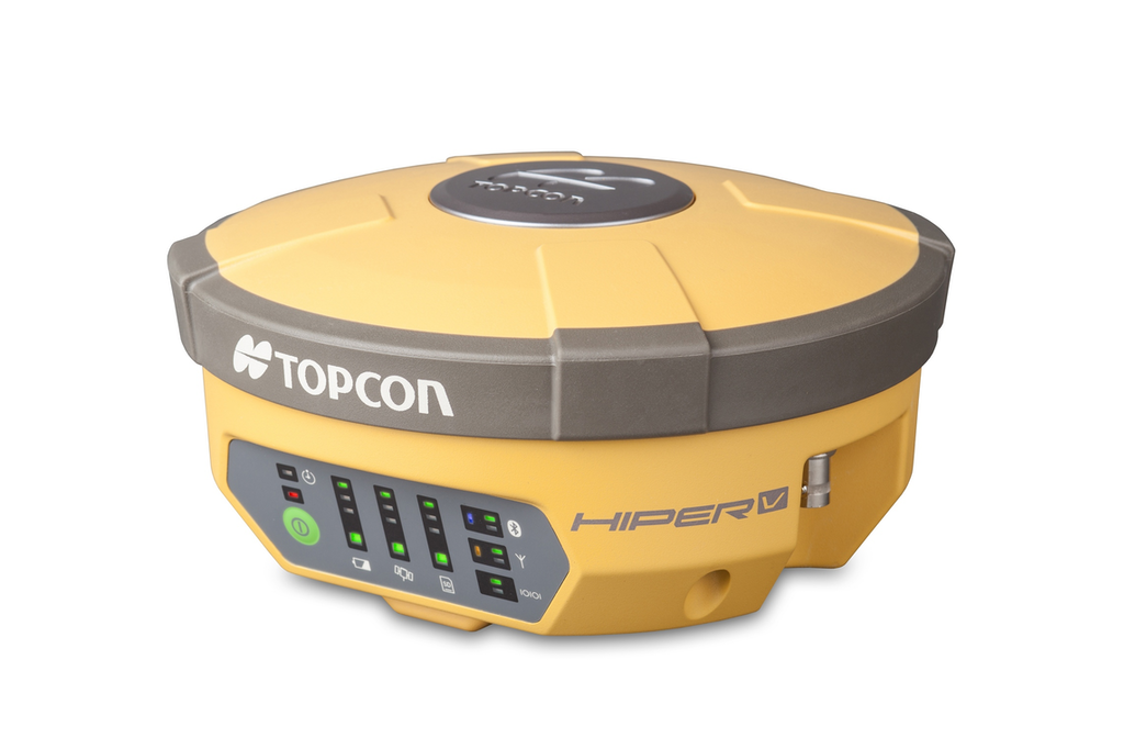 Topcon HiPer V integrated receiver