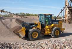 John Deere 644K Hybrid wheel loader