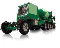 Terex FDB6000 Mixer Truck