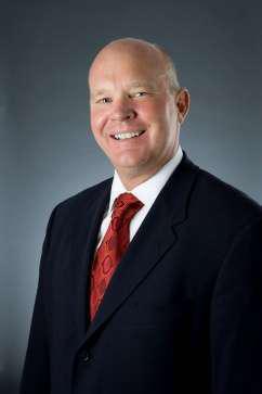 Scott F. Belcher, president and CEO of the Intelligent Transportation Society of America