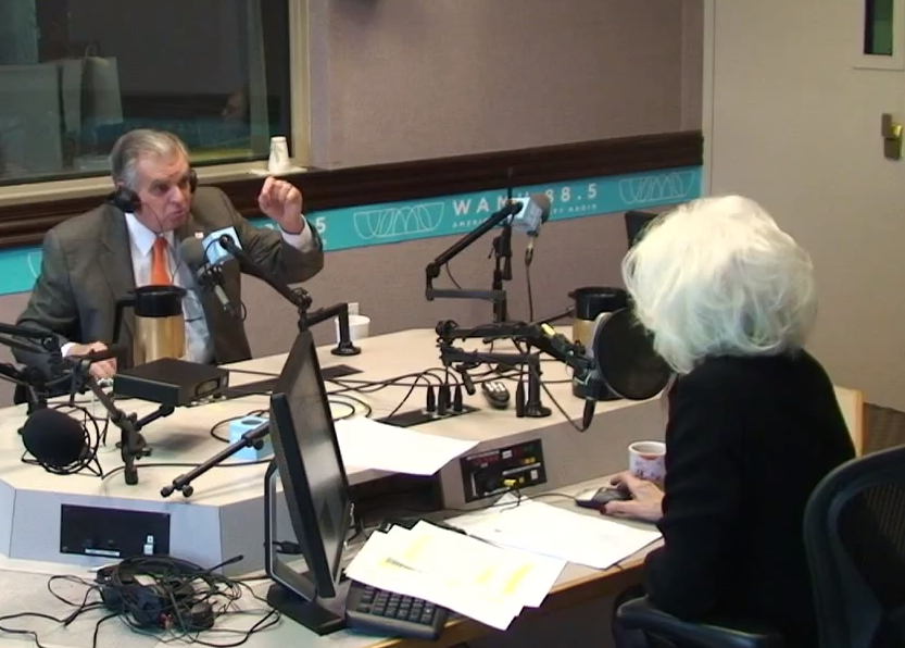 Ray LaHood on Dianne Rehm Show
