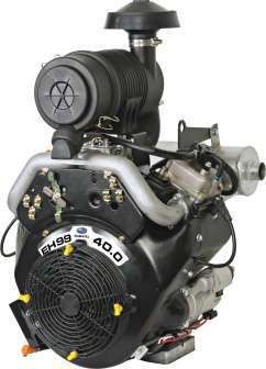 Subaru Industrial Engines will introduce two new big block V-Twin engines this year in the 35-horsepower EH90 and the 40-horsepower EH99