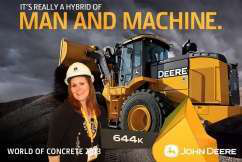 Tina_John_Deere_World_of_Concrete_2013