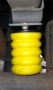 Rear SumoSprings for Ram 5500 Installed