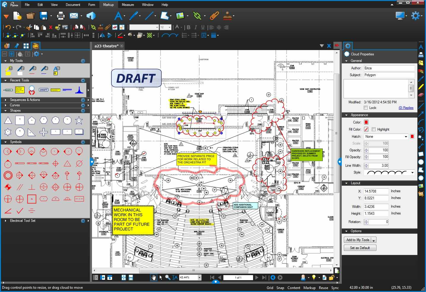 Bluebeam Software's Revu 11 simplifies project document collaboration