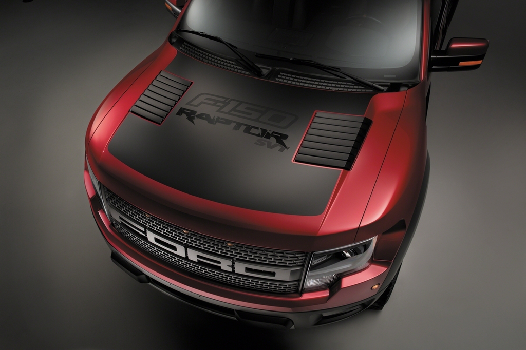 2014 F-150 SVT Raptor Special Edition