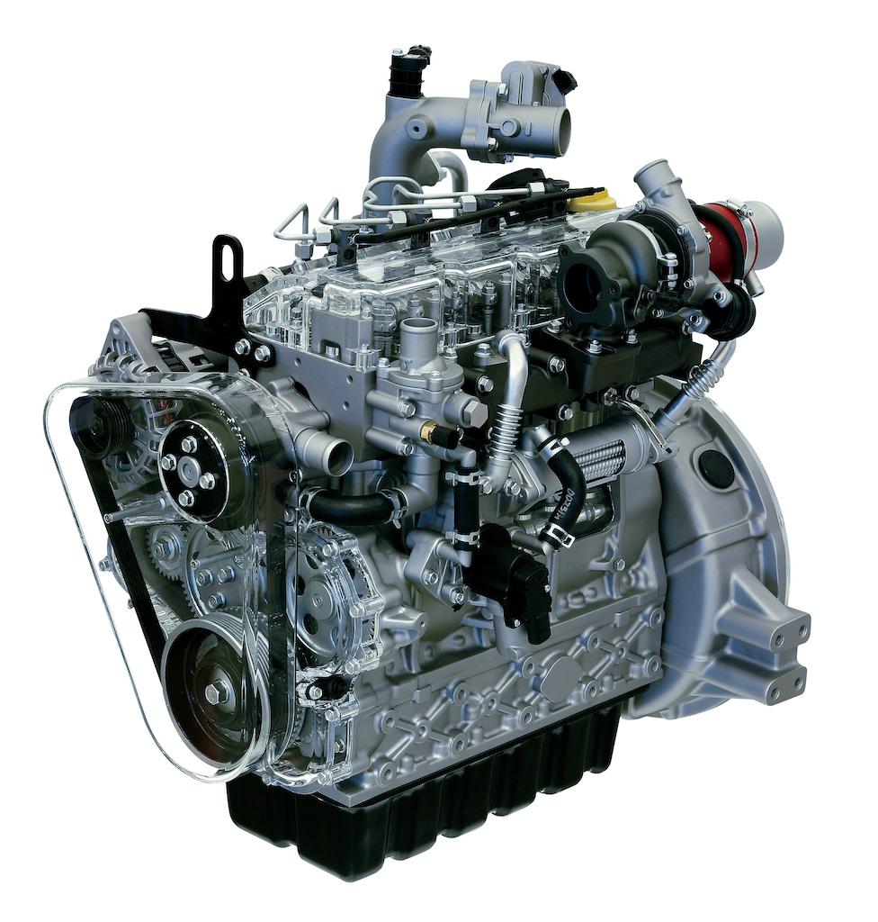Doosan D24 engine