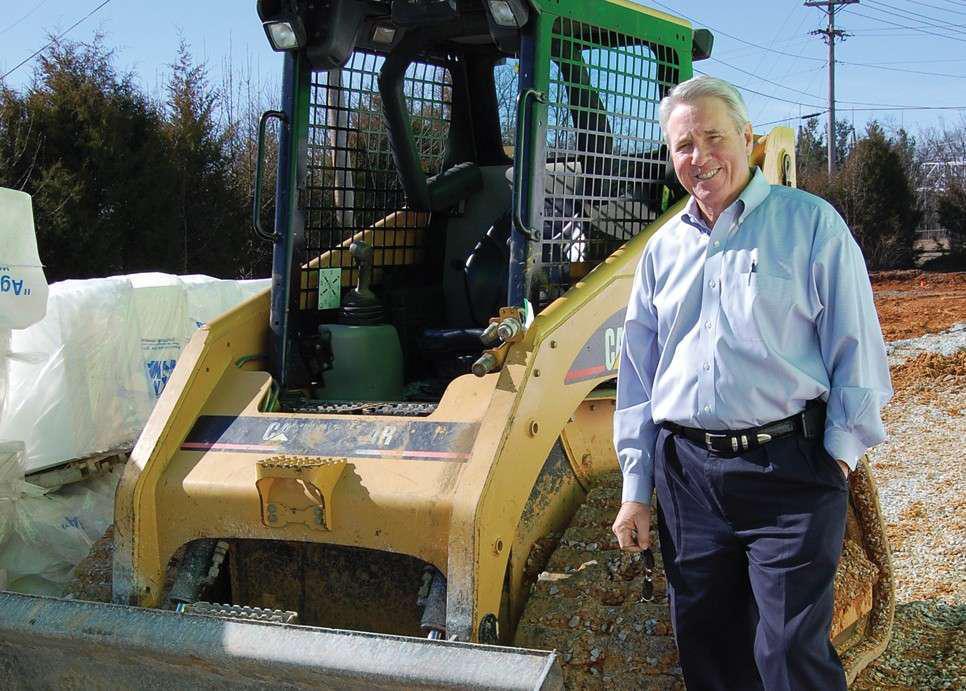 Mitch Cox, president and CEO, Mitch Cox Companies