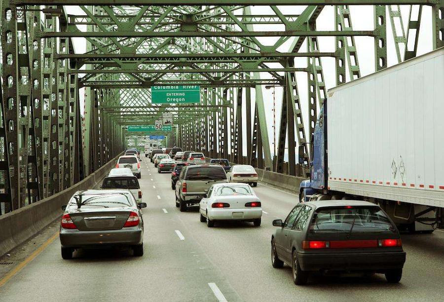 Oregon traffic