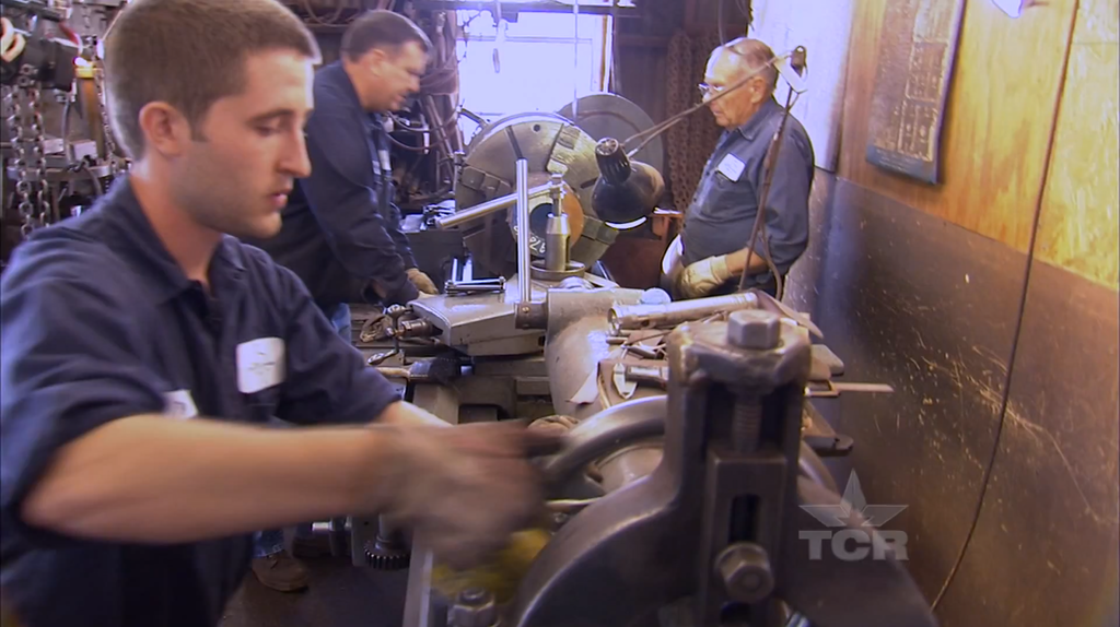 Central Texas Tool Company machine shop
