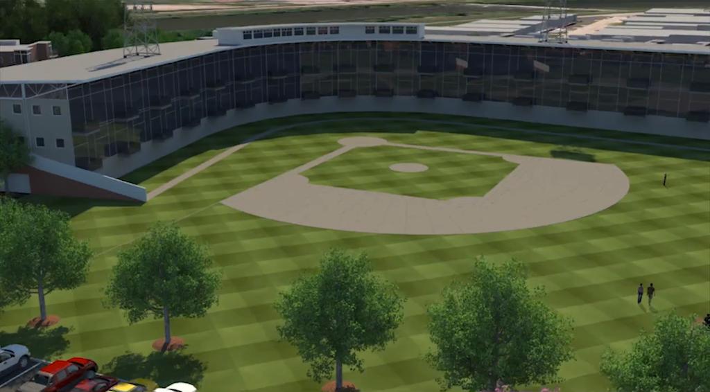 Historic Indianapolis Baseball Stadium Finds New Life As