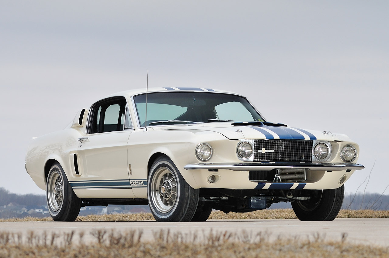 GEAR: This 1967 Shelby GT500 Super Snake is the most