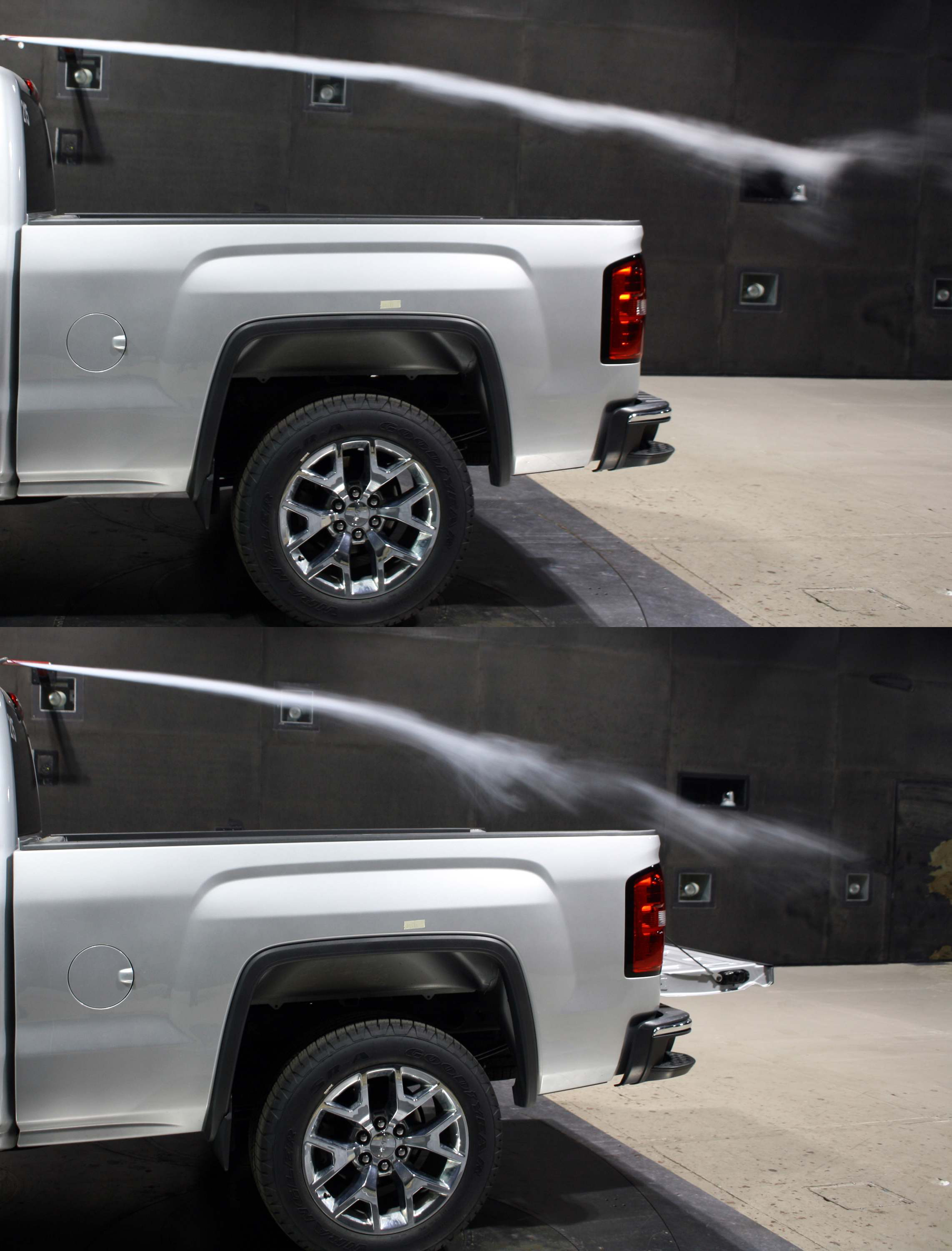 Don't lower your tailgate: GM details aerodynamic design ...