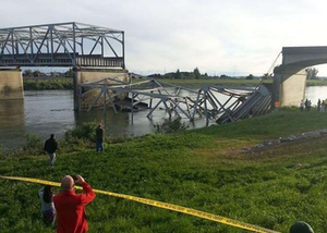 The partial collapse of a bridge over the Skagit River on Interstate 5 in Washington turned attention to the need for infrastructure funding.