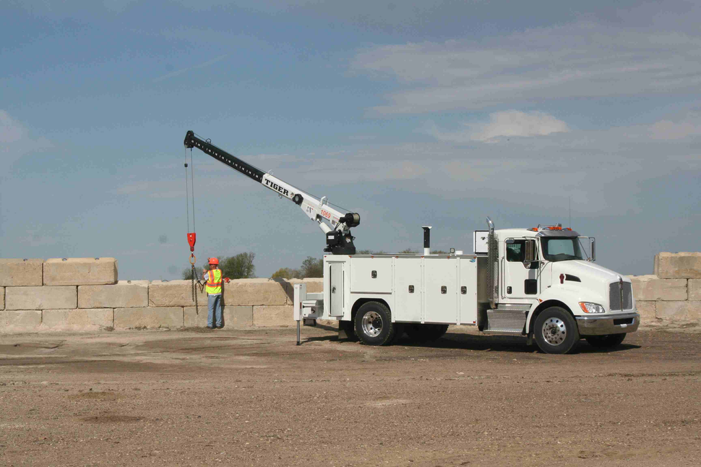 Any application that can be considered new construction will require a qualified or certified operator or meet specific crane and material requirements.