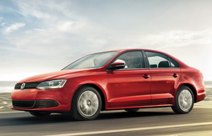 Volkswagen's Jetta TDI clean diesel model is rated at 42 mpg highway and 30 mpg in the city.