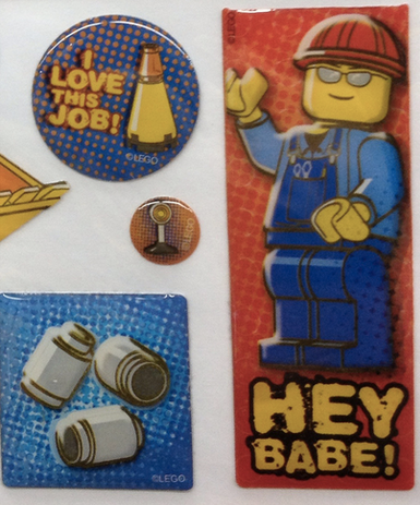 Lego construction worker catcall