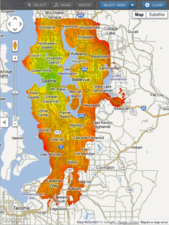 King County Right Size Parking Calculator
