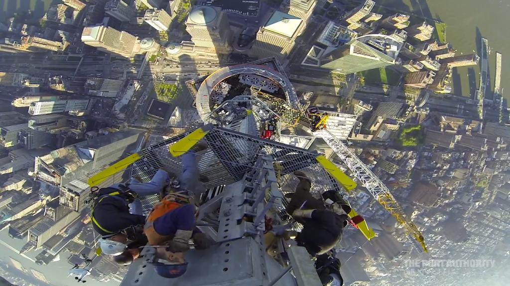 GoPro WTC installation