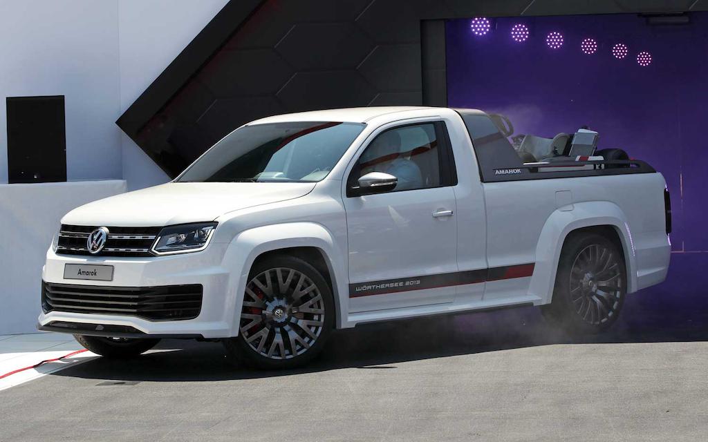 VW Amarok R Style 1