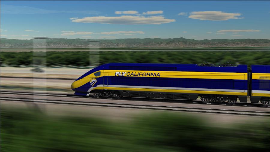 (Photo Credit: California High-Speed Rail Authority)