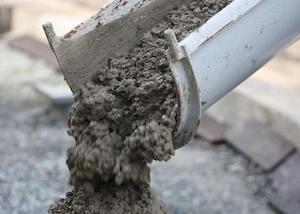 cement chute